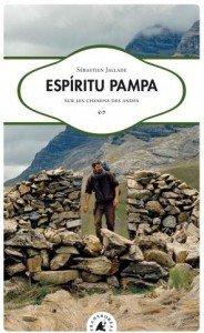 """couverture livre 'espiritu pampa"""""""