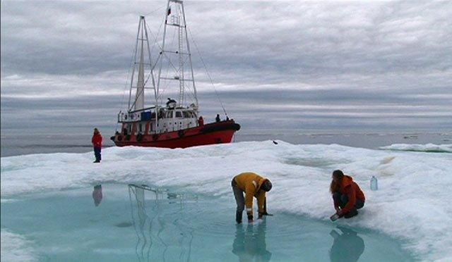 De Corse en Alaska par la route des glaces