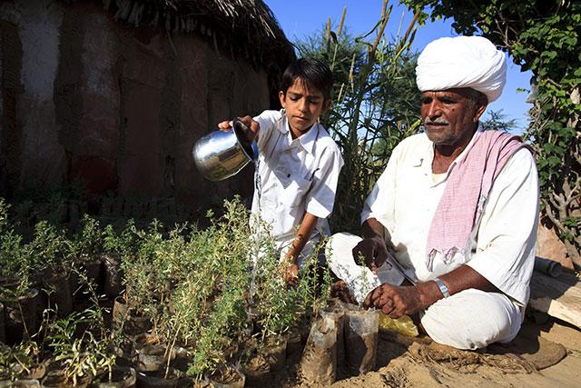 Rajasthan, l'âme d'un prophète
