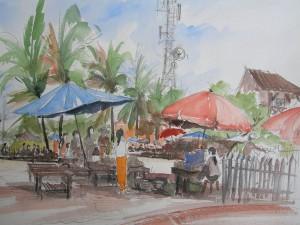 Carnets de Voyage Cambodge-Vietnam