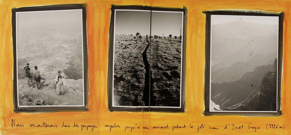 Carnet de Voyage Ethiopie Jacques Boguel