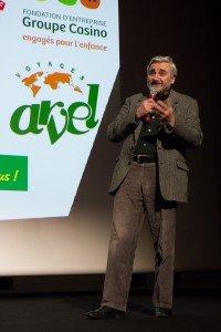 Pierre Vial, Président d'Arvel Voyages