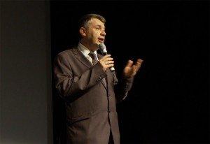 Gilles Artigues, Vice Président Conseil Général de la Loire