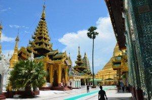 Temple Birmanie