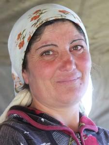 Bergère Yézidi