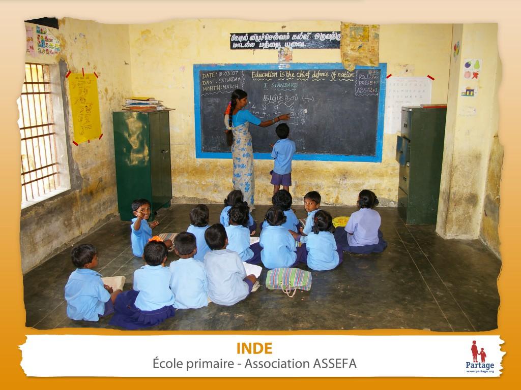 Ecoles du monde (1)