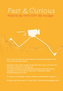 Fast & Curious festival mini-films